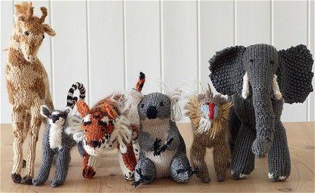 Stitching safari