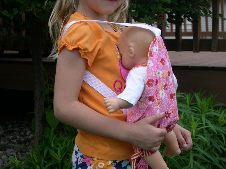 free baby doll clothes patterns | Dolls | Pinterest