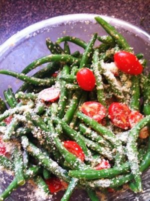 Dijon Parmesan Green Bean Salad | Recipes I'd like to remember to try ...