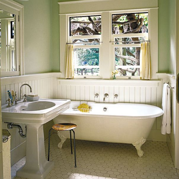 This Bathroom Would Work In My Old House Pinterest