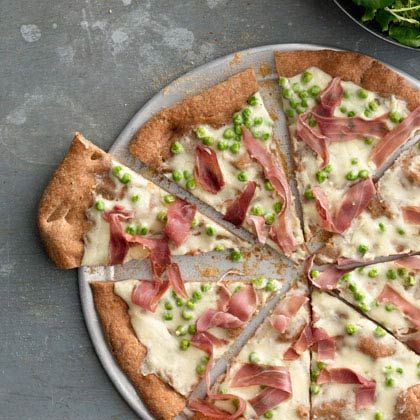 Carbonara Pizza | Recipe