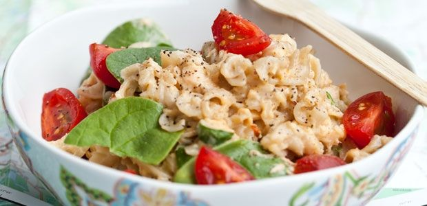 Salmon Mac and Cheese Recipe |Dinner | alive. Add broccoli and some ...