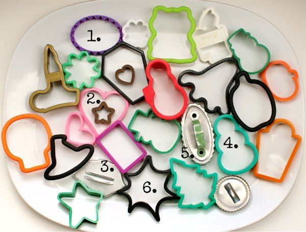 The best places to shop for cookie cutters.