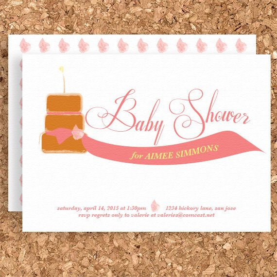 Do It Yourself Baby Shower Invitations and get inspiration to create nice invitation ideas