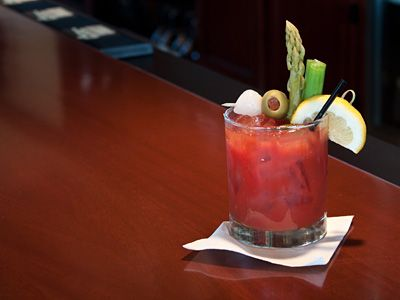 Spicy Bloody Mary Cocktail Recipe - Spicy Variation of Nimble Bloody ...