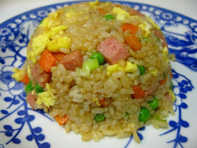 Believe I Can Fry: Spam Fried Rice | Cooking | Pinterest