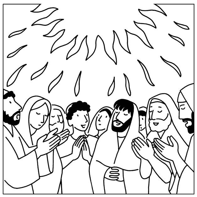 pentecost account in acts