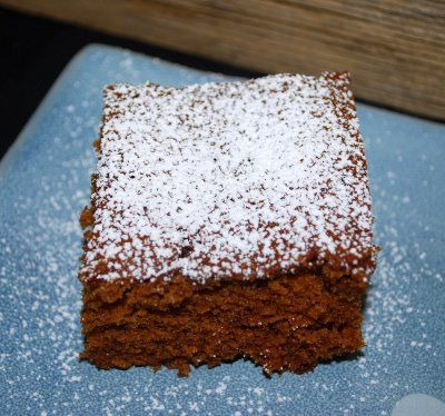 Gingerbread Snacking Cake | Foods to try | Pinterest