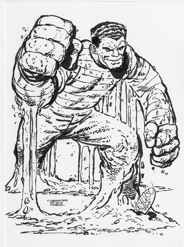 spider man and sandman coloring pages - sandman by john byrne artist john byrne pinterest