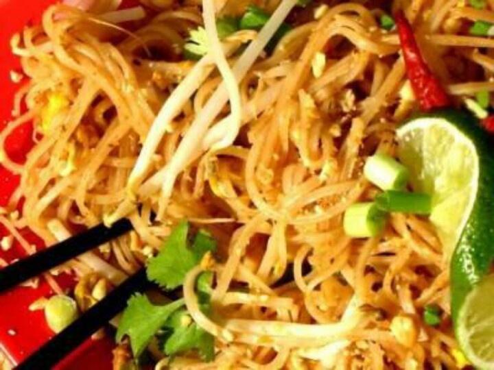 Chicken pad thai | Recipes | Pinterest