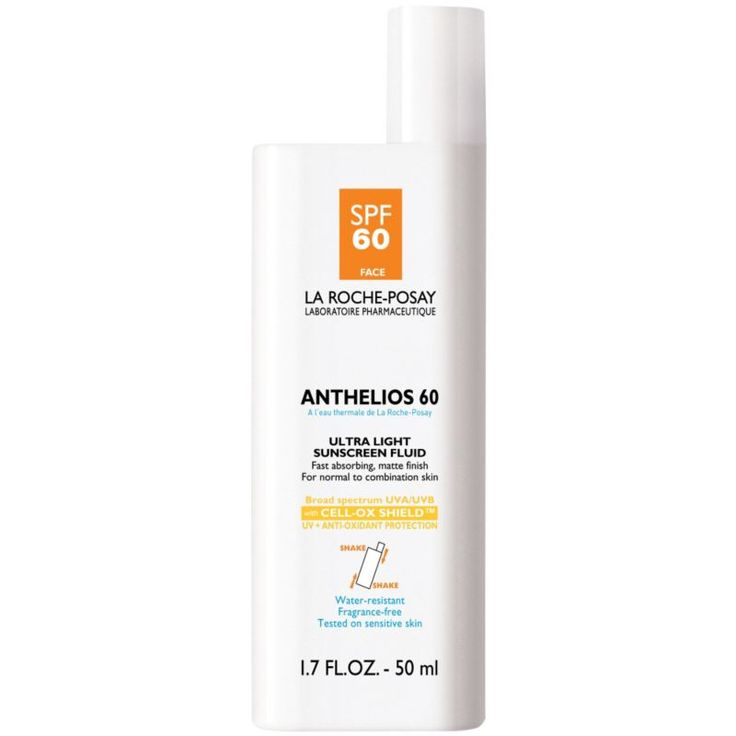 la roche posay anthelios 60 ultra light sunscreen fluid co. Black Bedroom Furniture Sets. Home Design Ideas