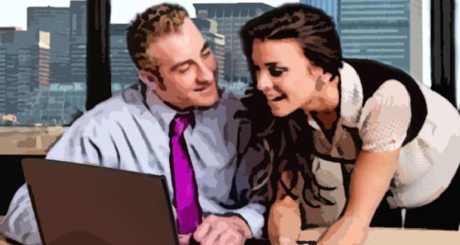 blog should date coworker