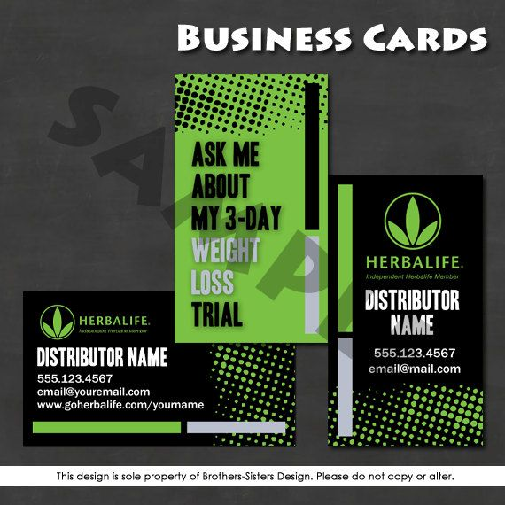 Herbalife business card templates mandegarfo herbalife business card templates wajeb Choice Image