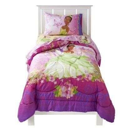 Princess And The Frog Twin Bed In A Bag