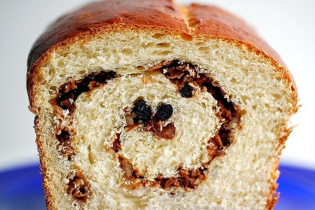 Maple Blueberry Granola Bread | Sugar and Spice | Pinterest
