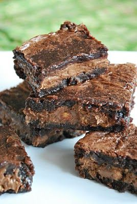 symphony brownies.... Look nice and gooooieee- Making some this ...