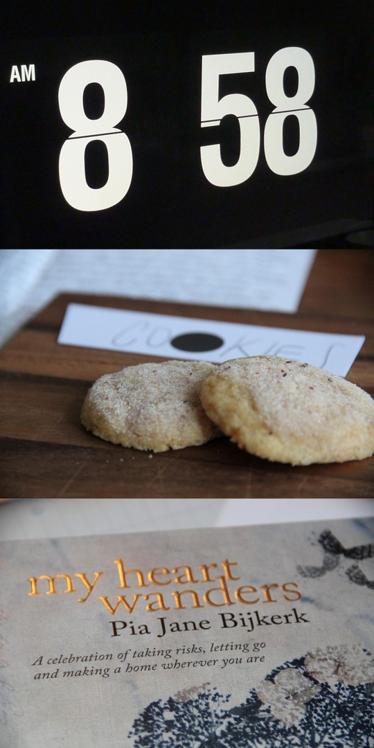 Chai Latte Cookies | Backen - Cookies | Pinterest