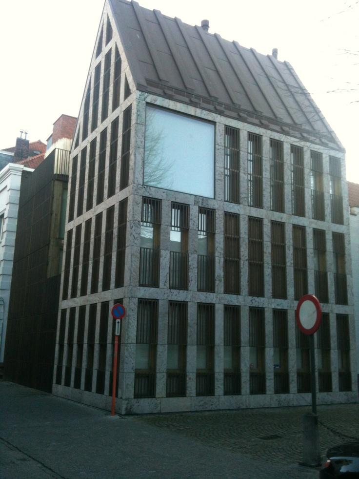 House in Bruges.
