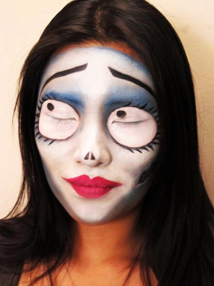 Corpse Bride Makeup Pictures : corpse bride makeup That My Eyes Pinterest