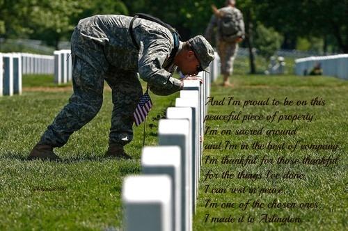 lyrics about memorial day