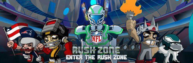 Nfl rush zone the guardians nfl rush zone pinterest