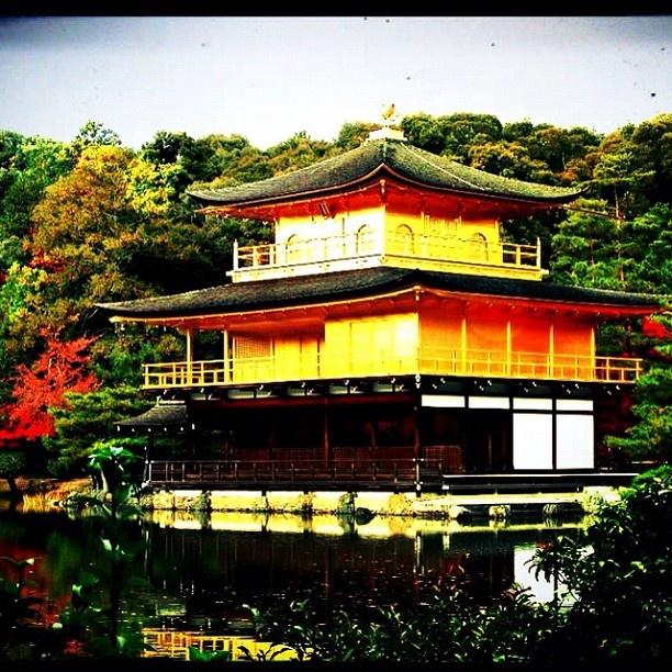 pin golden pavilion kyoto - photo #12