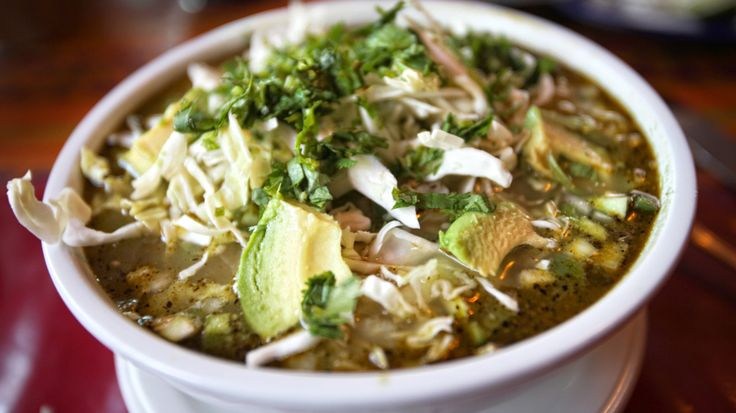 Chicken Pozole Recipes — Dishmaps