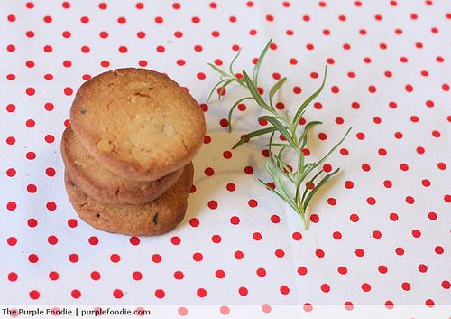 Rosemary, walnut and brown sugar cookies | Eat, Drink, and Be Merry ...
