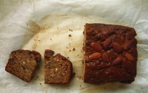Sunday Hotpants, Jacked-up Banana Bread | loaves - sweet, wonderful ...