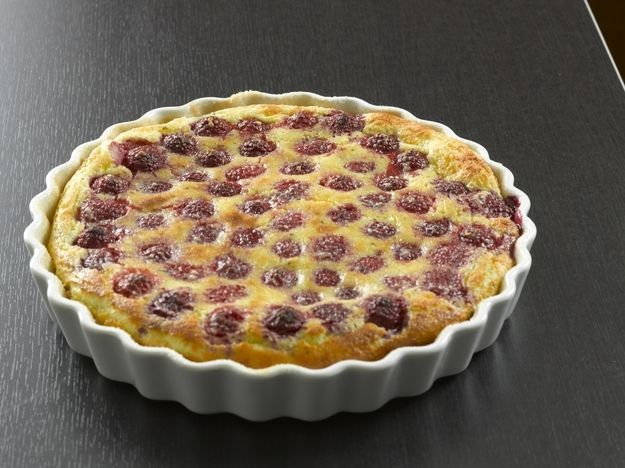Raspberry Clafoutis   11 Holiday Desserts: It's Not Just About ...