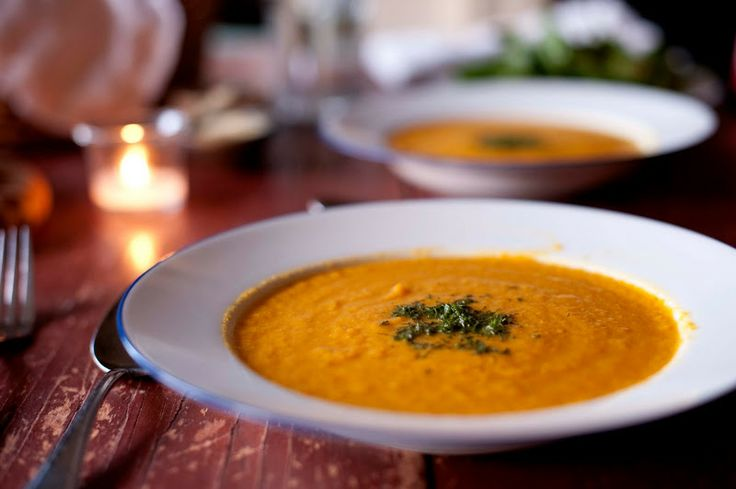 Roasted Carrot and Fennel Soup | Eatin' GOOD: Soups | Pinterest