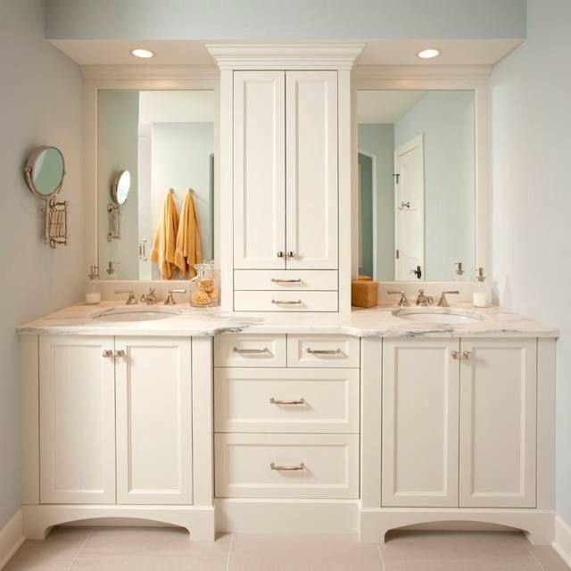 Bathroom ideas for the home pinterest for Bathroom ideas jack jill