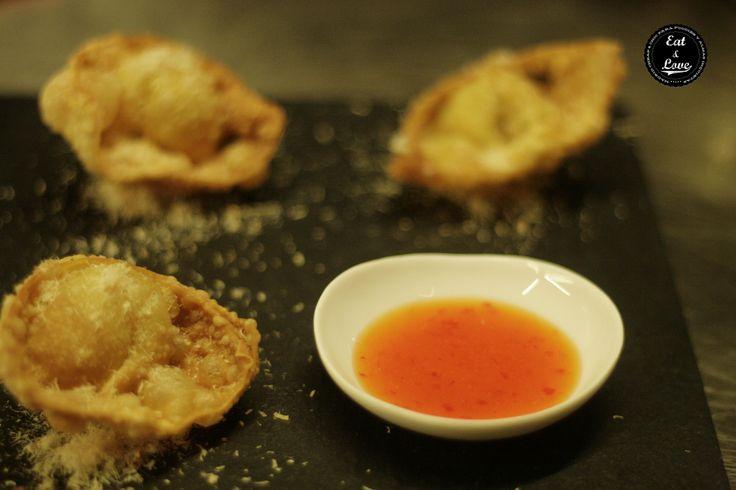 Nakeima - wonton de gambas, restaurante street food Madrid