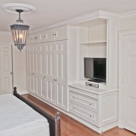 Closet wall show me the way to my habitual abode pinterest for Design of master bedroom cabinet