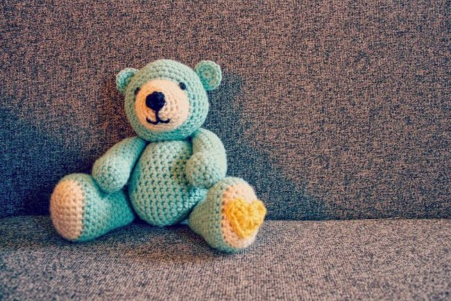 Crochet Teddy Bear : Crochet teddy bears Make - Knit & Crochet Pinterest