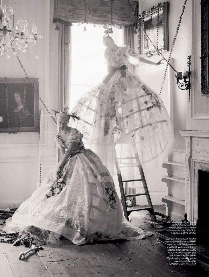 Tim Walker Fashion