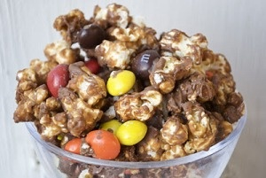 ... PB & Chocolate Caramel Corn to PB Cup Blondies to PB Cup Brownies