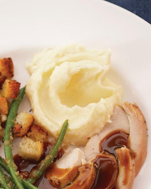 Creamy Mashed Potatoes | Food Ideas | Pinterest