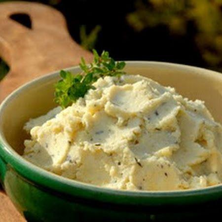 ... garlic mashed potatoes becel garlic and parsley mashed potatoes