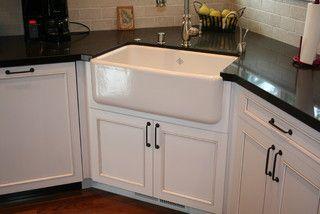Corner Farmers Sink : Corner Farm Sink For the Home Pinterest