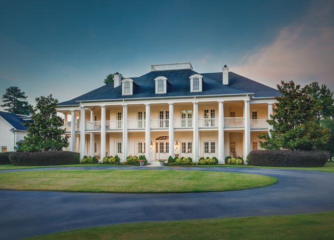 Southern plantation home future home design pinterest Plantation style house