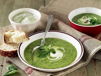 Broccoli, spinach and potato soup | spinach & other cool things | Pin ...