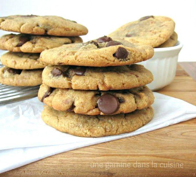 Toffee Chocolate Chip Cookies | Cookies | Pinterest