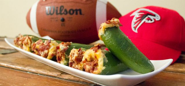Bacon Cheddar Jalapeno Poppers | Appetizers & Snacks- Yum! | Pinterest