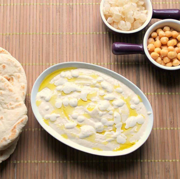 creamy hummus with lemon garlic sauce | got something cooking | Pinte ...