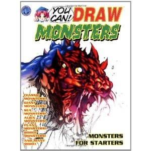 You Can Draw Monsters Supersize #1 (Paperback)  http://myspecialoffers.info/smileat/pbshop.php?p=1932453342