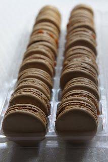 ... : Snickers (peanut, chocolate, caramel) Macarons... Full recipe