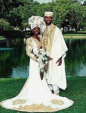 African Wedding Dress Coming To America Wedding Pinterest