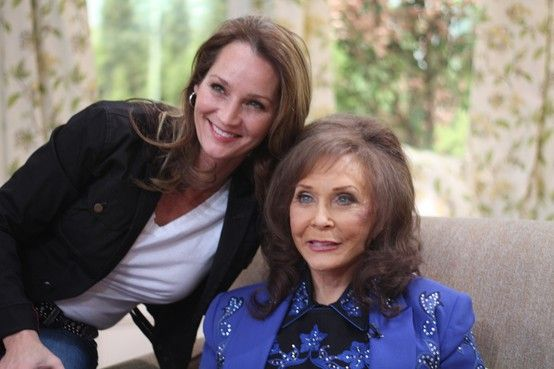 Loretta Lynn And Children | Loretta's Family - LORETTA ...