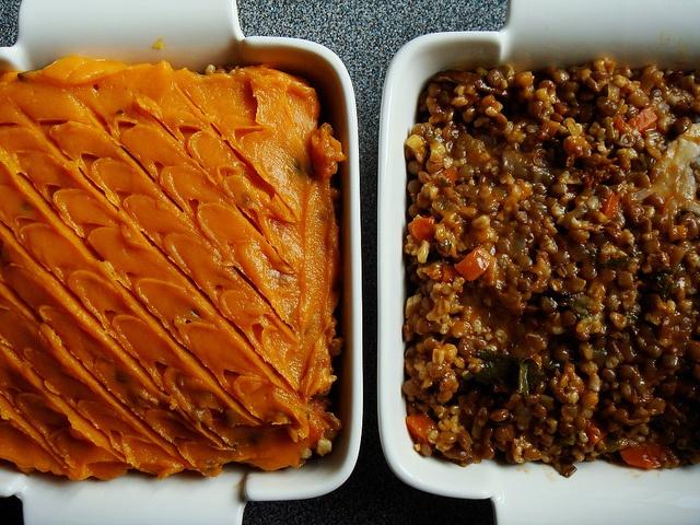 ... lentil mushroom meatballs lentil mushroom sweet potato shepherd s pie